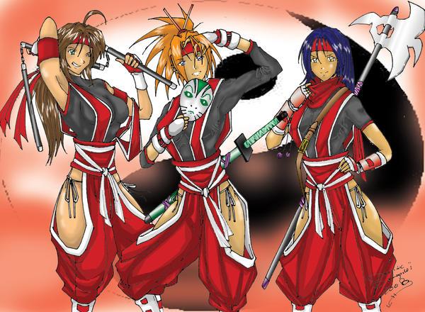 the gallery for gt anime girl silver hair ninja