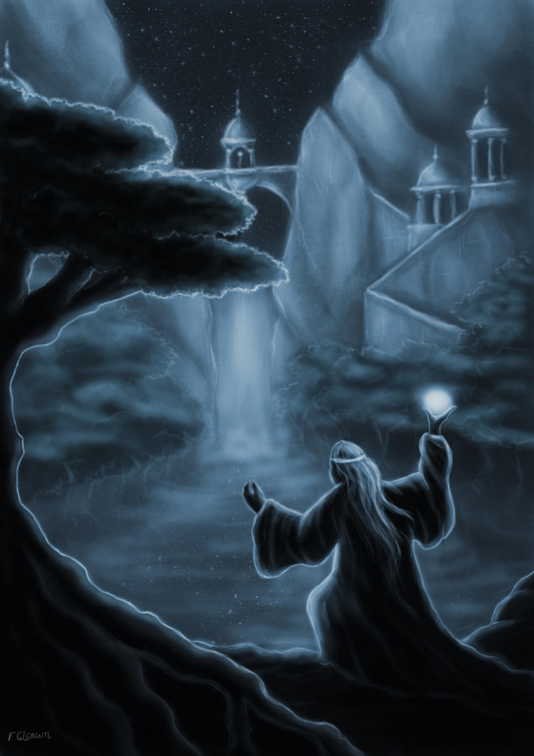mystic waters by hillfreak