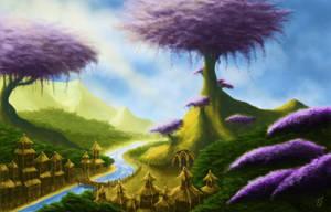paradise by hillfreak