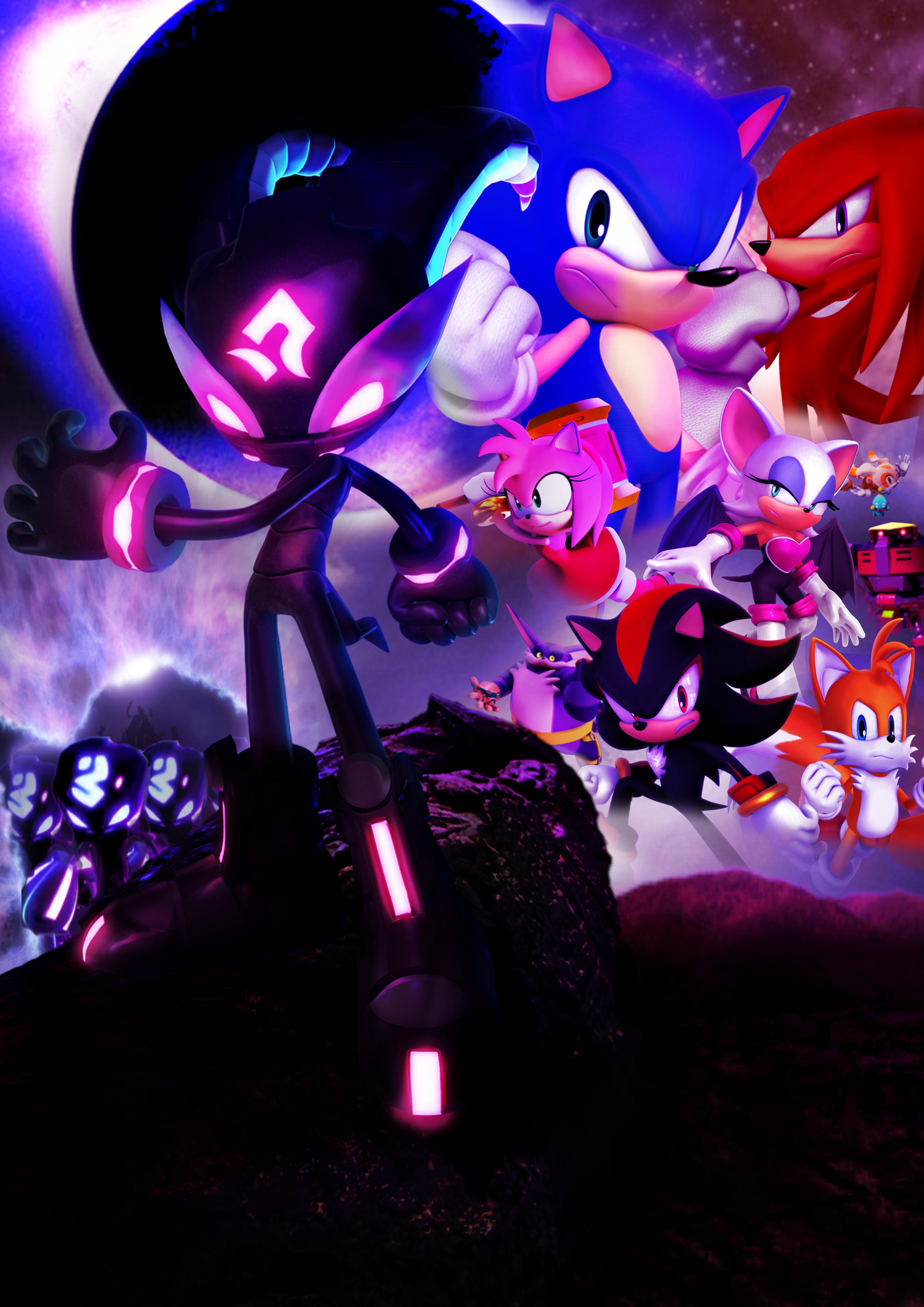 Sonic Chronicles: The Dark Brotherhood (Textless)