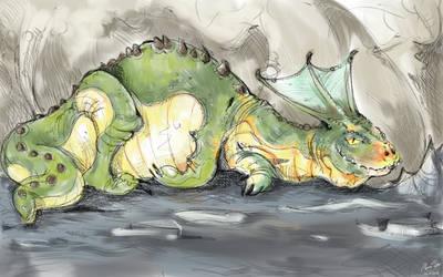 Przylga'e dragon