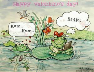 Be my Valentine -)