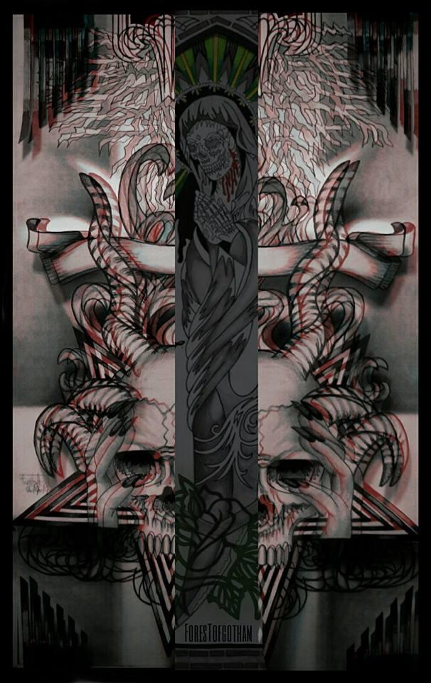 ForesT : invert cross by ForesTofgotham