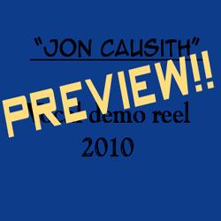 JonnyBlackmage Vocal Demo 2010 by JonCausith