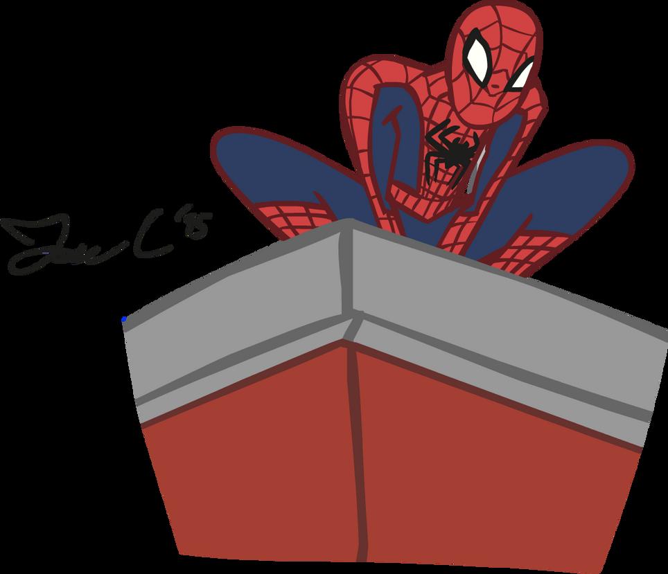 Friendly Neighborhood Spider-Man - Jon Style by JonCausith