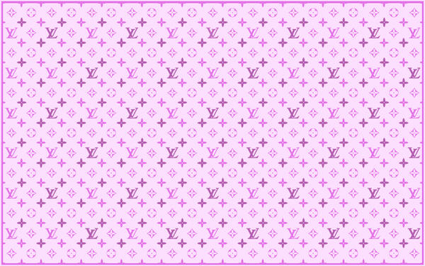 Louis Vuitton Logo Wallpaper Pink La LoUis iN piNk by Blueslayer
