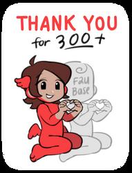 LovedropLake has over 300+ members! (+F2U base!)