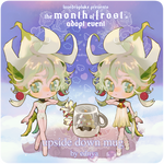 (lovedrops) MoF: Upside Down Mug - closed