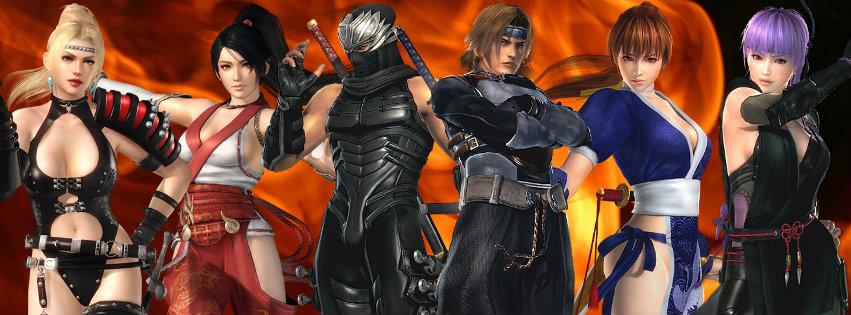 The Dream Team For Ninja Gaiden 4 By Momijihayabusa On Deviantart