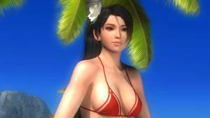 DOA5LR - Momiji Beach Party 01