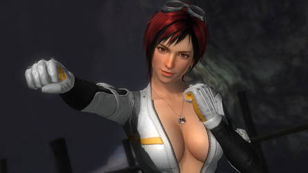 DOA5LR - Mila Fighter Force 01