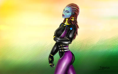 Dream about Rannoch  - colored by T1gerius