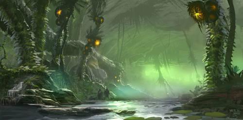 Jungle Cavern