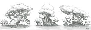 Tree Concepts by wwsketch