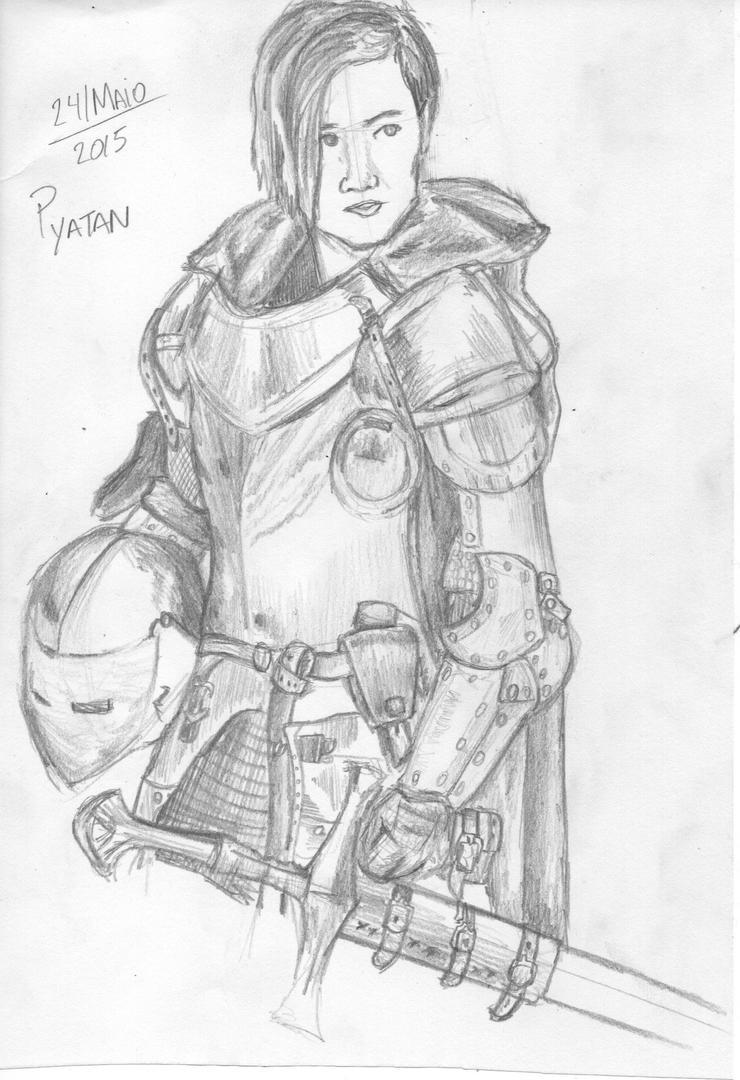 female_warrior_sketch_by_pyatan-d8umvno.