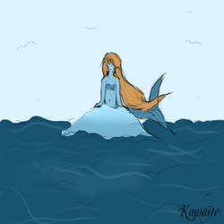 MerMay - Day 1 by Kamaite
