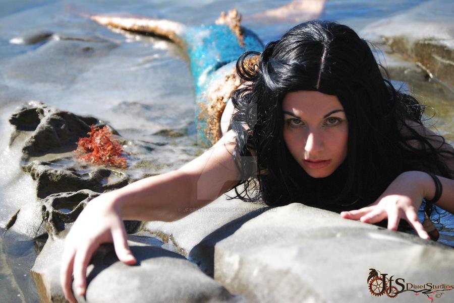 Mermaid Set by jfspixelstudios