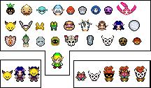 Zelda masks by hikolol35