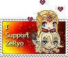 ZeRyo Support Stamp by hikolol35