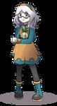 ::Pokemon Style:: Jo by Hikolol35