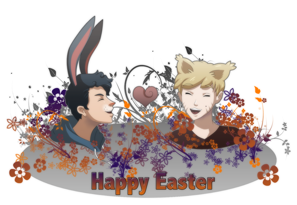 Happy Easter 2015 by hikolol35