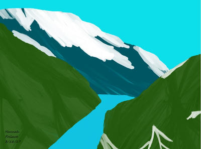 (Remake) Himalayan Mountains by SouseisekiAmazing