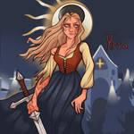 Yrsa the Saint