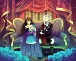 Pandora Hearts-Family Portrait