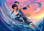 The Legend of Korra-Splash