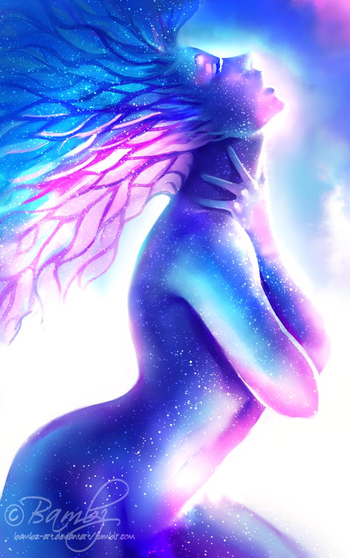 Aurora Borealis by Bambz-Art