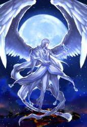 Cardcaptor Sakura - The Moon Guardian by Bambz-Art