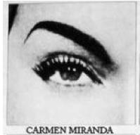 CARMEN MIRANDA by Furrymuscle