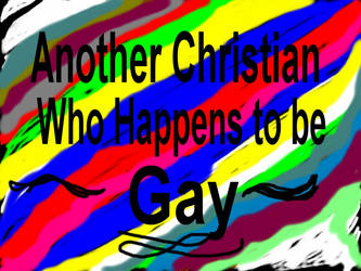 Gay Christian by Furrymuscle