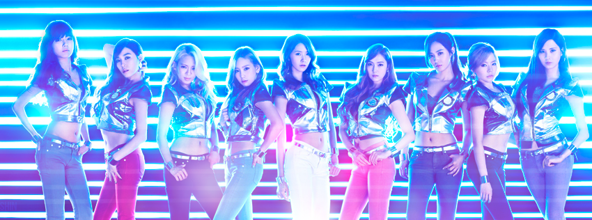 Snsd Galaxy Supernova Edit by