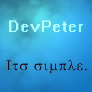 devPeter's Profile Picture