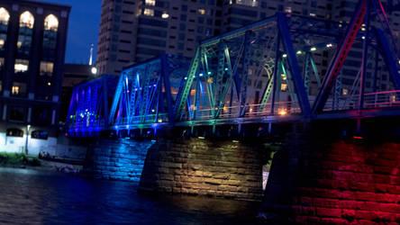 Light Up the Bridge by lyonsc1000