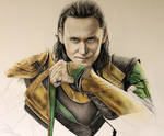 Loki Progress by Natalisa234