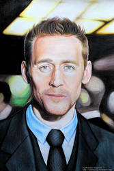 Tom Hiddleston (finally completed) by Natalisa234
