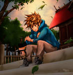 Tsuna And Reborn: I'm Not Gonna Let You Die
