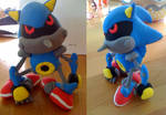 StH Model- Metal Sonic by Torgetsu-Kon