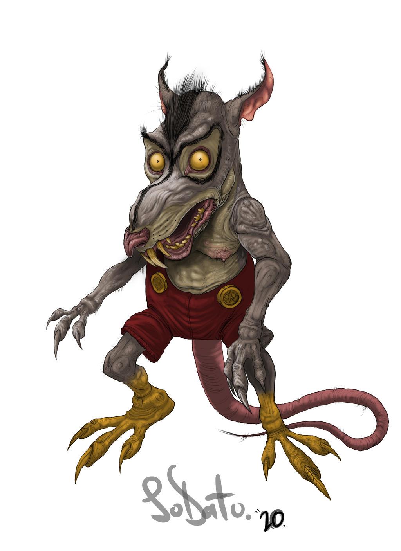 Womp Rat Mickey By Jodatoart On Deviantart Womp rats (lsw video game). womp rat mickey by jodatoart on deviantart