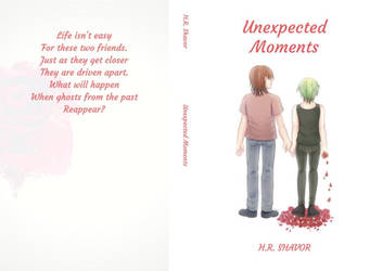 Unexpected Moments Flat Cover