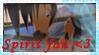 Spirit Fan Stamp by Nakouwolf