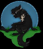 [Commission] Gordon Wolf - Naturama Project by Nakouwolf