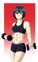 Mikasa Muscles