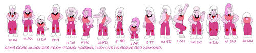 Possible Rose Quartzes for Adoption by Drakonitka