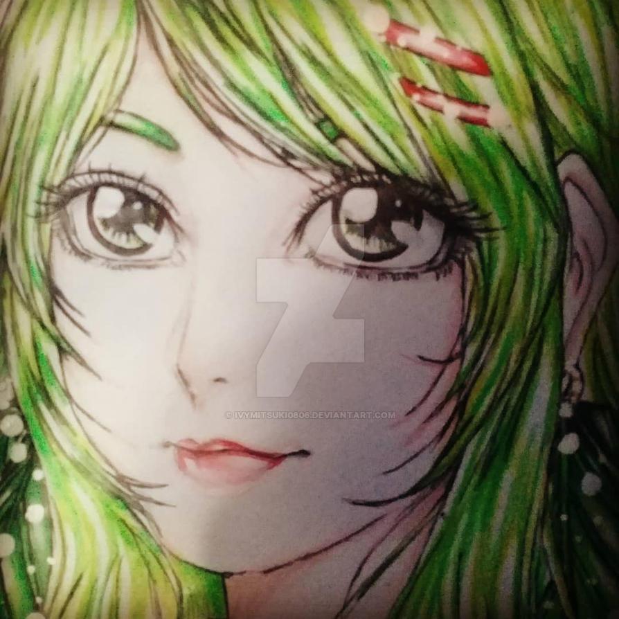 Ivy Mitsuki by IvyMitsuki0806