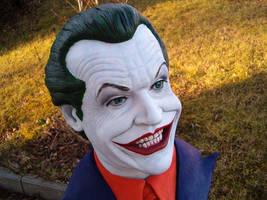Joker 1/1 bust
