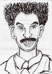 Manga-Ink 30 jours moustaches jour 2