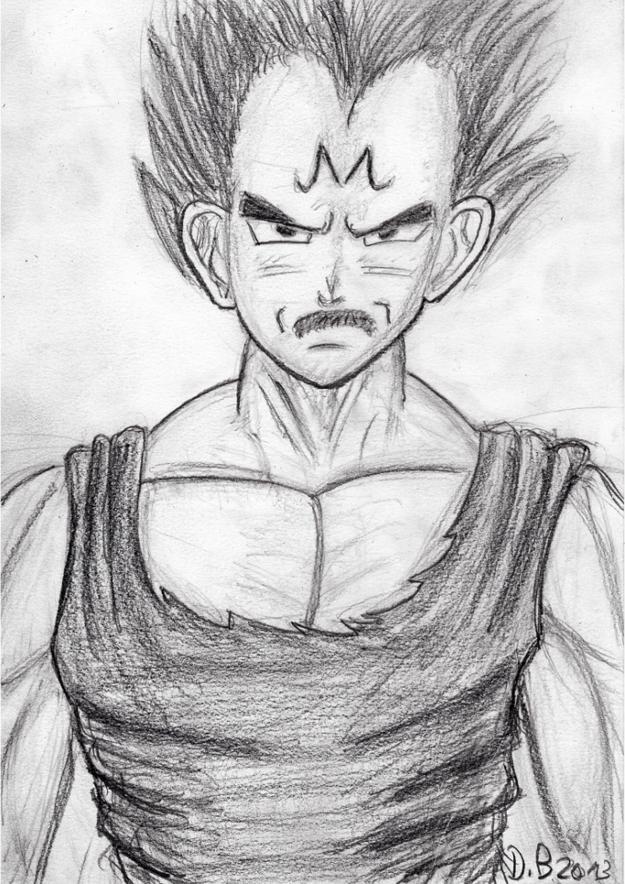 Manga-Ink 30 jours moustaches jour 4